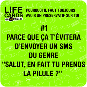 LIFE CARDS#1