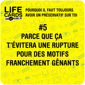 LIFE CARDS#5
