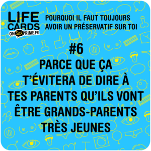 LIFE CARDS#6