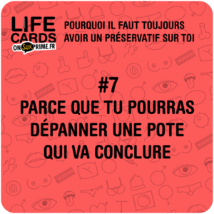 LIFE CARDS#7